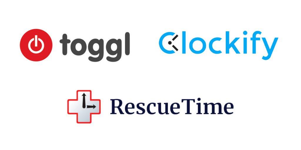 toggl-clockify-rescuetime