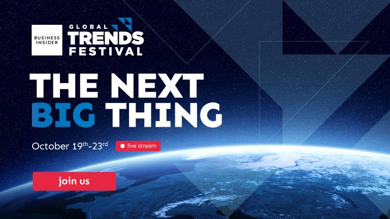Business Insider Global Trends Festival!