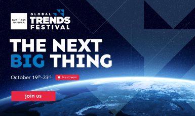 Business Insider Global Trends Festival!